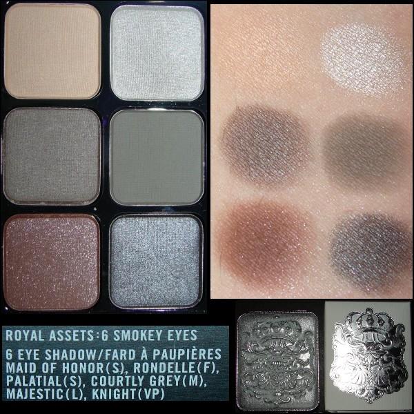 MAC Royal Assets Smokey Eyes Palette