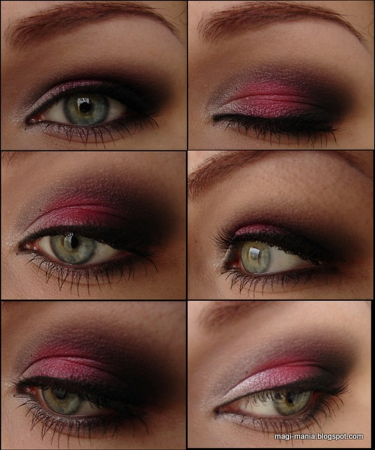 BEN NYE Cherry Lumiere Powder Makeup