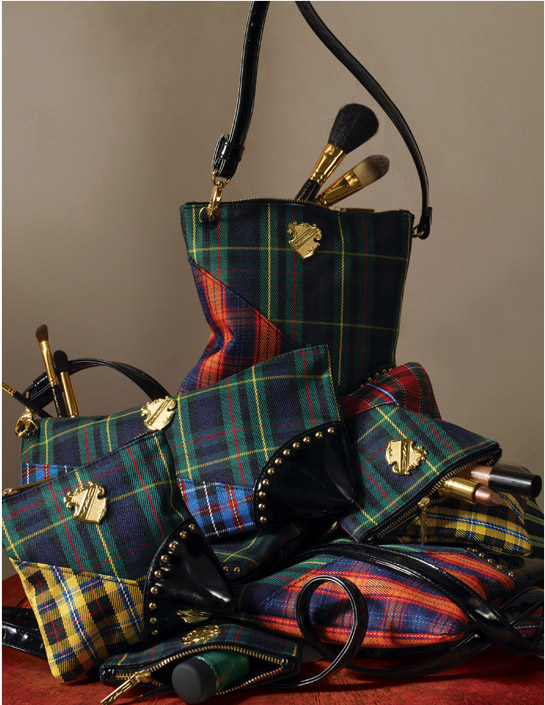 MAC A Tartan Tale Brush Sets