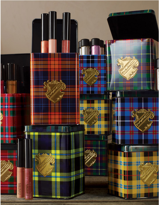 MAC A Tartan Tale Mini Sets