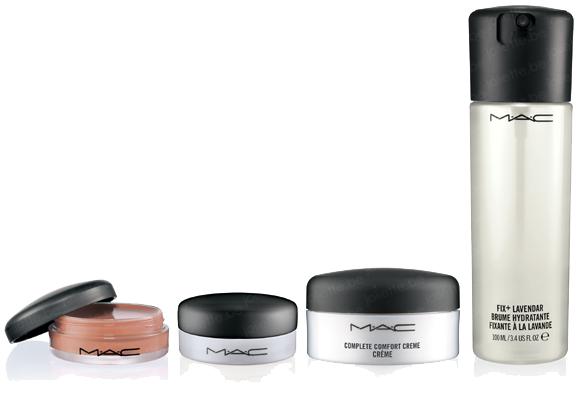 MAC Cham Pale'Lavendar' TLC - TLC - Complete Comfort Creme - Fix+'Lavendar'