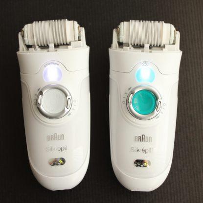 BRAUN Silk epil 7 Epillierer Vergleich Review Testbericht on