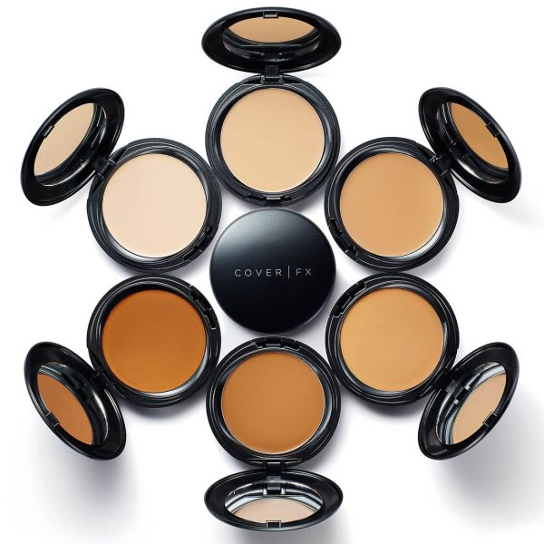 Cover FX Total Cover Cream Foundation Ambient