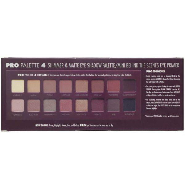 LORAC PRO Palette 1 Eyeshadow Box