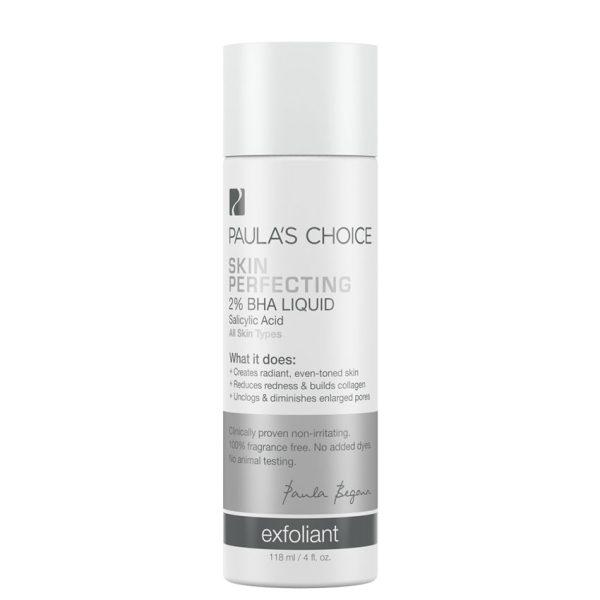 PAULA'S CHOICE Skin Perfecting Peeling Exfoliant Liquid 2% BHA