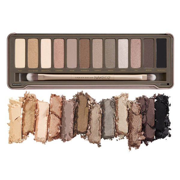 URBAN DECAY Naked 2 Palette Eyeshadow