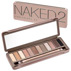 URBAN DECAY Naked 2 Palette Eyeshadow Lidschattenpalette kaufen billiger Deutschland Rabattcode