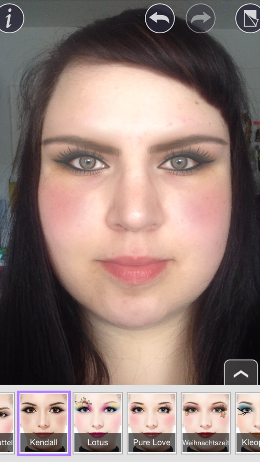 YouCam Perfect Makeup