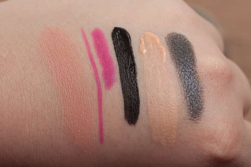 London Beauty Haul Urban Decay Hourglass Topshop Benefit-4