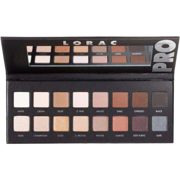 LORAC Pro Palette Eyeshadow Lidschatten