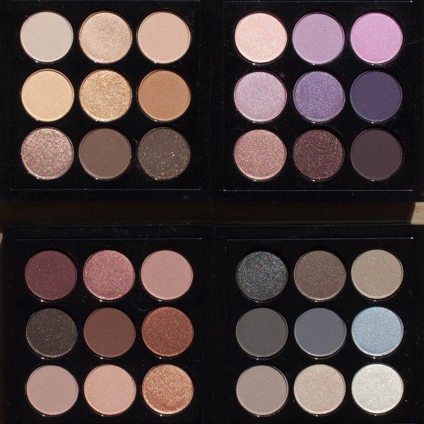 EYES ON MAC 9 Eye Shadow Palette Quad 15 Lidschatten-4