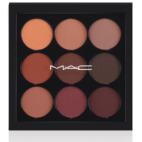 EYES ON MAC Amber Times Nine x 9 Eyeshadow Palette