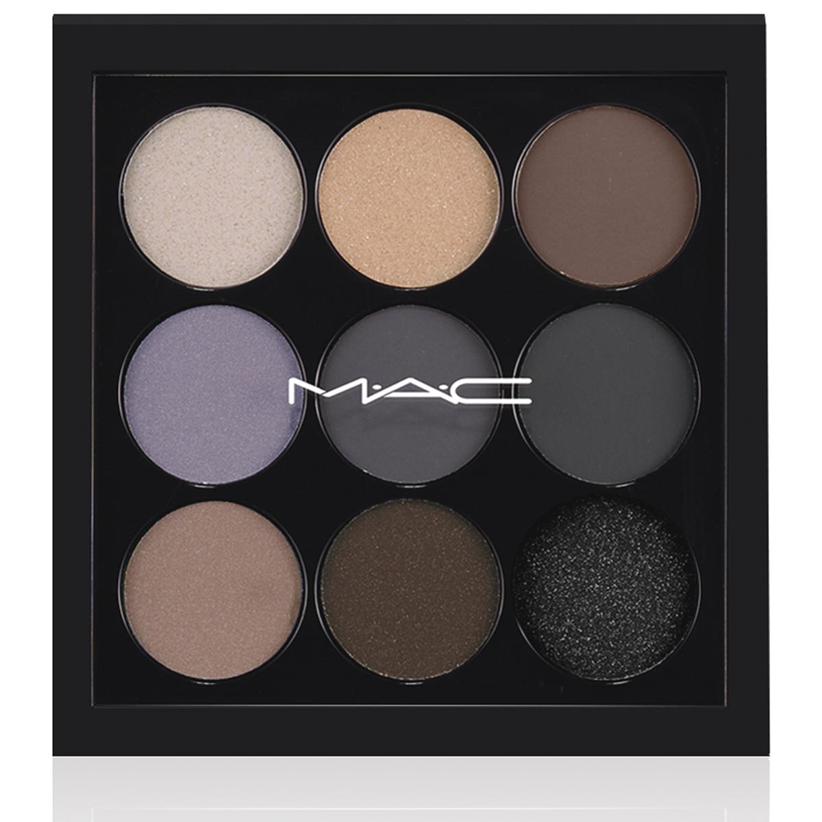 EYES ON MAC Navy Times Nine x 9 Eyeshadow Palette