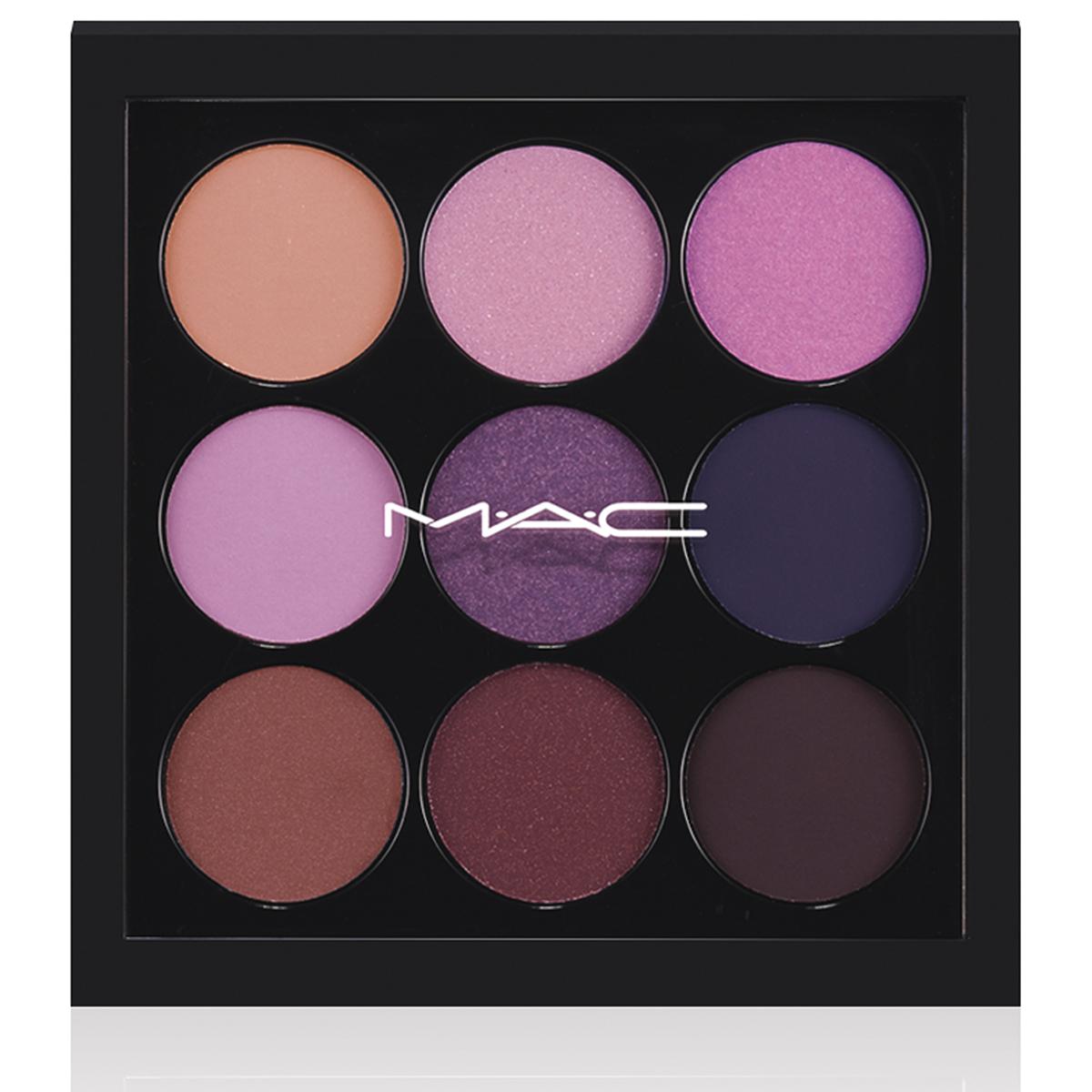 EYES ON MAC Purple Times Nine x 9 Eyeshadow Palette