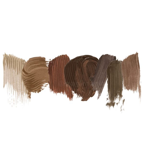 ANASTASIA BEVERLY HILLS Tinted Brow Gel Color Swatches