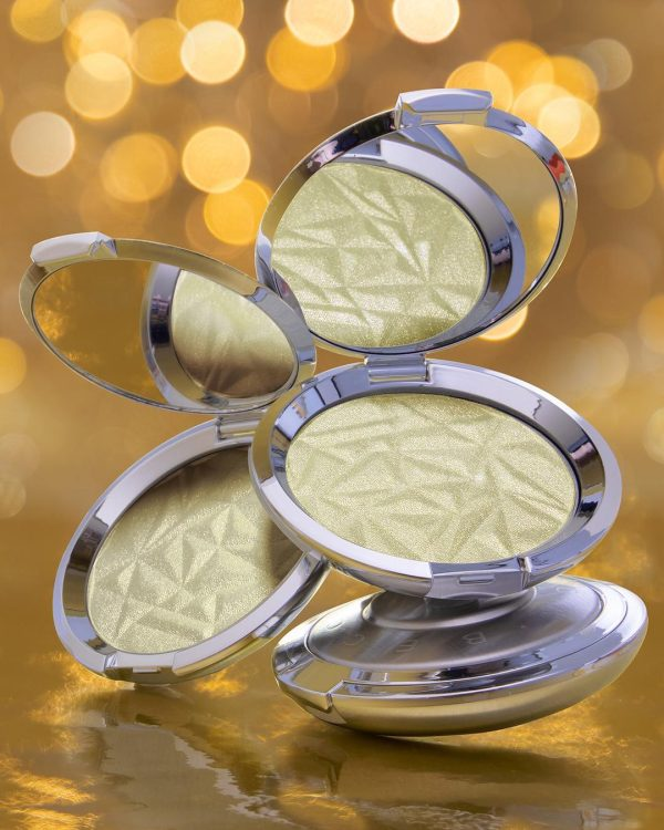 BECCA Citrin Shimmering Skin Perfector Pressed