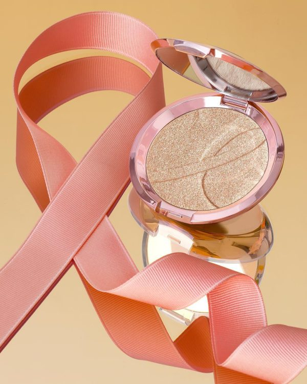BECCA Opal Shimmering Skin Perfector Pressed AIDS Awareness Month