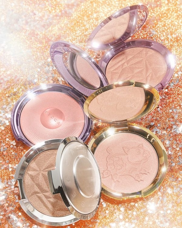BECCA Shimmering Skin Perfector Pressed Glow Collection Limited Edition