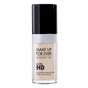 MAKE UP FOR EVER Ultra HD Invisible Cover Foundation Alabaster