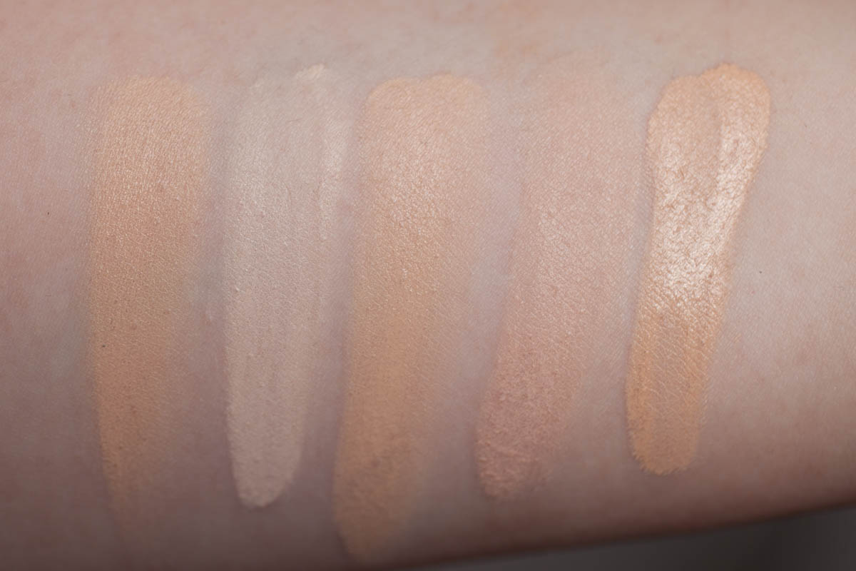 New Fair Light Foundations MAC Catrice Make Up For Ever Manhattan MAC-3