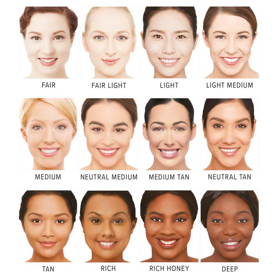 It cosmetics CC+ Cream shades