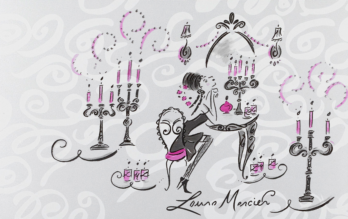 LAURA MERCIER Candleglow Collection 2015