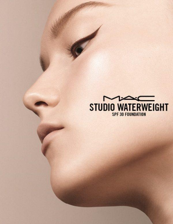 MAC Studio Waterweight Foundation Pormo