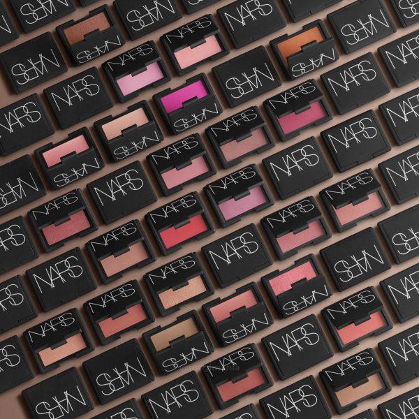 NARS Blush Shades Colors