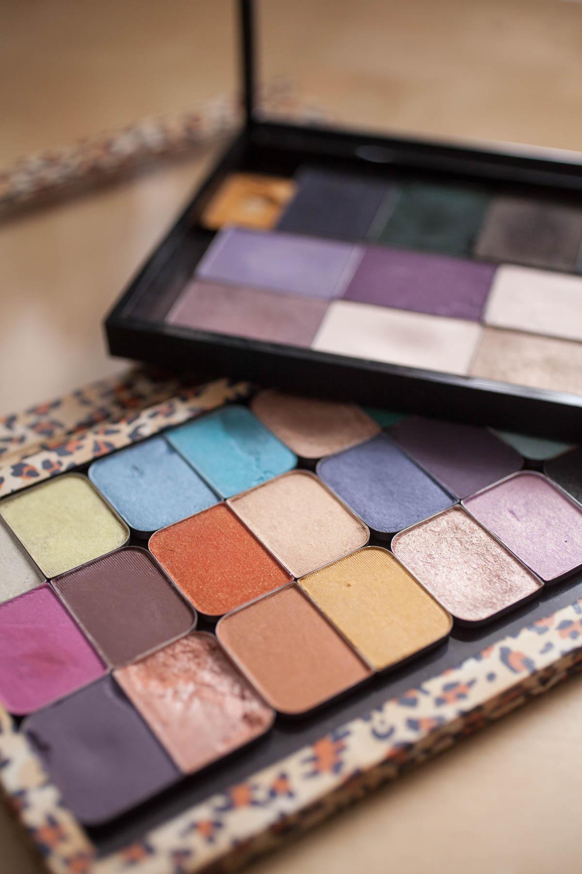 NARS Pro Palette Eyeshadow Blush Refills 2015