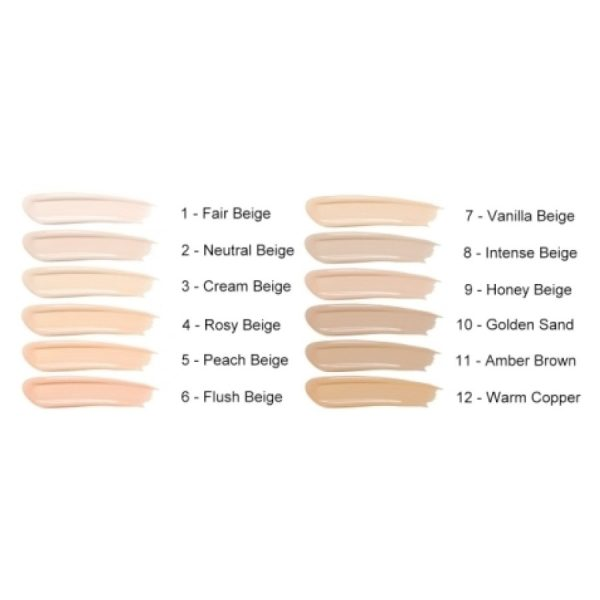 BY TERRY Cover Expert Perfecting Fluid Foundation Shades Nuancen Farben Colors