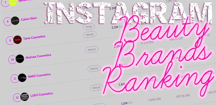 Beauty Brands Instagram