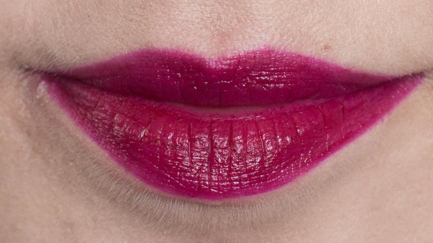 ELLIS FAAS Creamy Lips L104 Deep Fuchsia Portrait-5