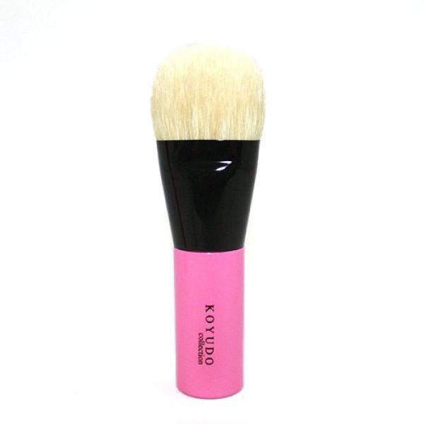 KOYUDO fu-pa02 Series Pink Foundation Brush