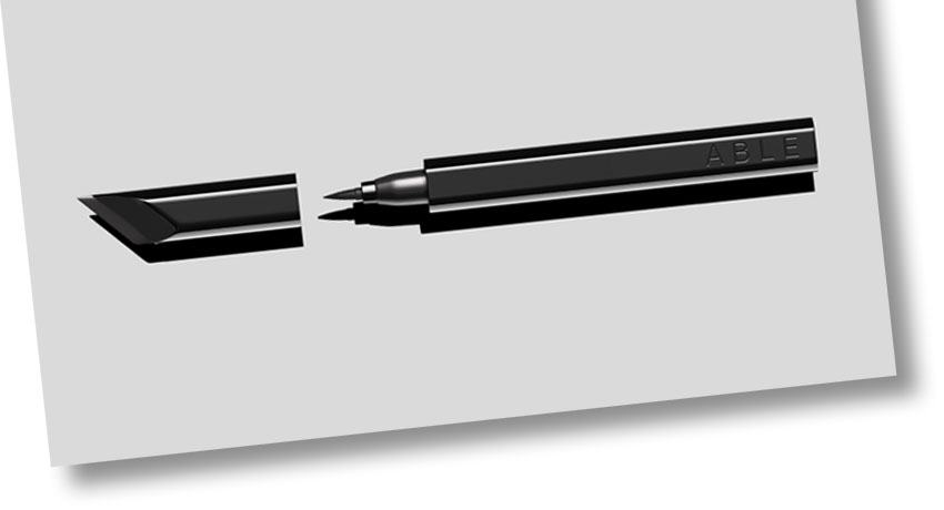 ABLE Cat Eye Liner