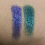 MAC Colourdrenched Pigment Eyeshadow Review 6
