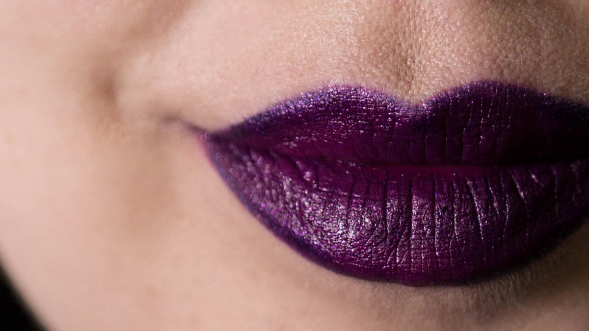 LIME CRIME Poisonberry Lipstick-2