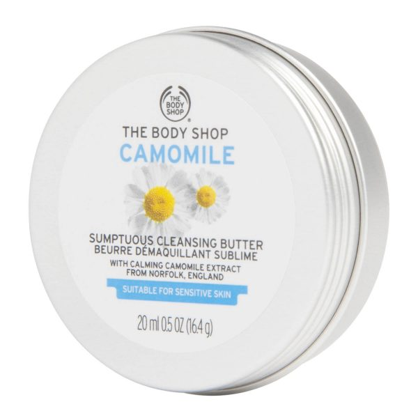 THE BODY SHOP Camomile Sumptuous Cleansing Balm Butter Kamille Dose