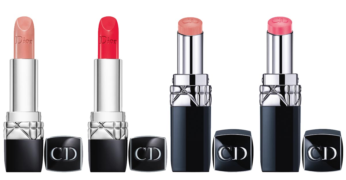 DIOR Glowing Gardens Rouge Lipstick