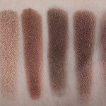 TOO FACED Chocolate Bar Palette Eyeshadow Naked Nude Lidschatten Nudes Swatch