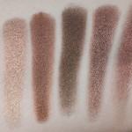 TOO FACED Chocolate Bar Palette Eyeshadow Naked Nude Lidschatten Nudes Swatch Flash