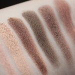 TOO FACED Chocolate Bar Palette Eyeshadow Naked Nude Lidschatten Nudes Swatch light