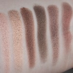 TOO FACED Chocolate Bar Palette Eyeshadow Naked Nude Lidschatten Nudes Swatches