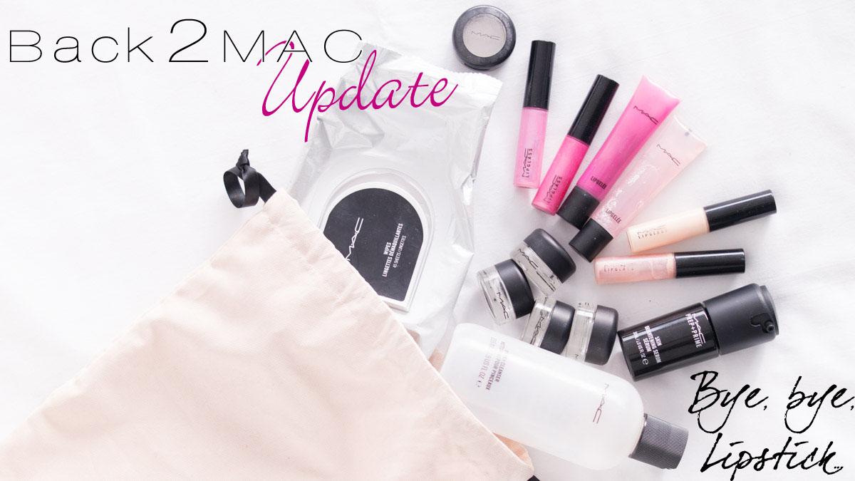 Back2MAC B2M Deutschland Gratis Lipstick