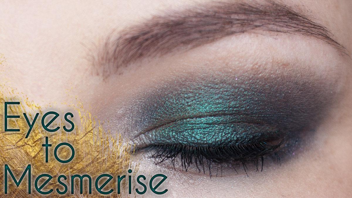 CHARLOTTE TILBURY Cleopatra Eyes to Mesmerise Cream Eyeshadow Look