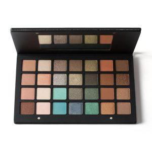 NATASHA DENONA Eyeshadow Palette 28 Green Brown