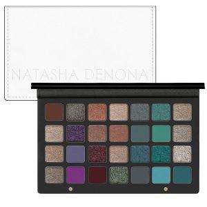 NATASHA DENONA Eyeshadow Palette 28 Purple Blue Lidschattenpalette kaufen Deutschland billiger Rabattcode Preisvergleich Gutschein Code
