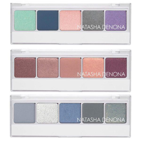 NATASHA DENONA Eyeshadow Palette 5 Shade 1 2 3