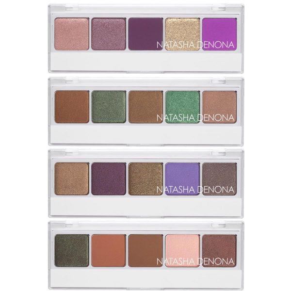 NATASHA DENONA Eyeshadow Palette 5 Shade 10 11 12 13