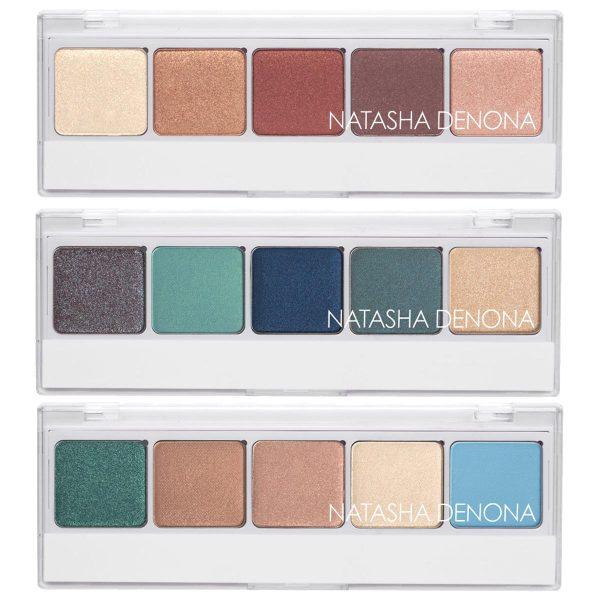NATASHA DENONA Eyeshadow Palette 5 Shade 4 5 6