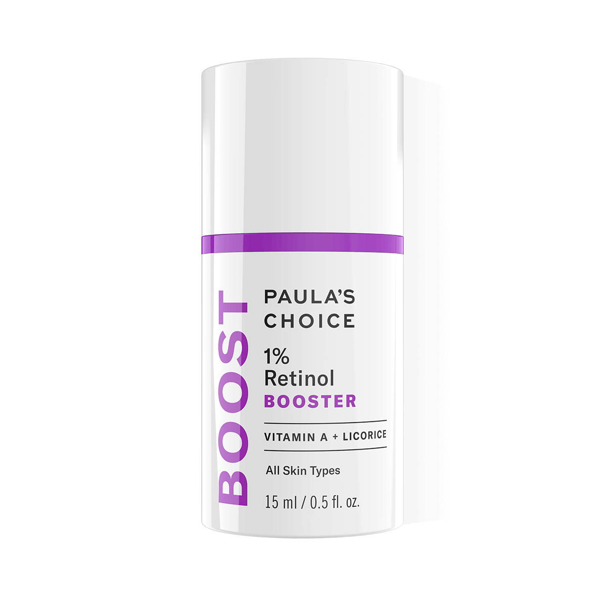 PAULA'S CHOICE 1% Retinol Booster Anti-Aging Serum Vitamin A Licorice